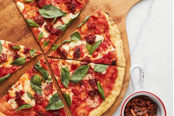 Gordon Ramsay Introduces 'Bottomless Vegan  Pizza Product' at His Restaurant in St Paul's