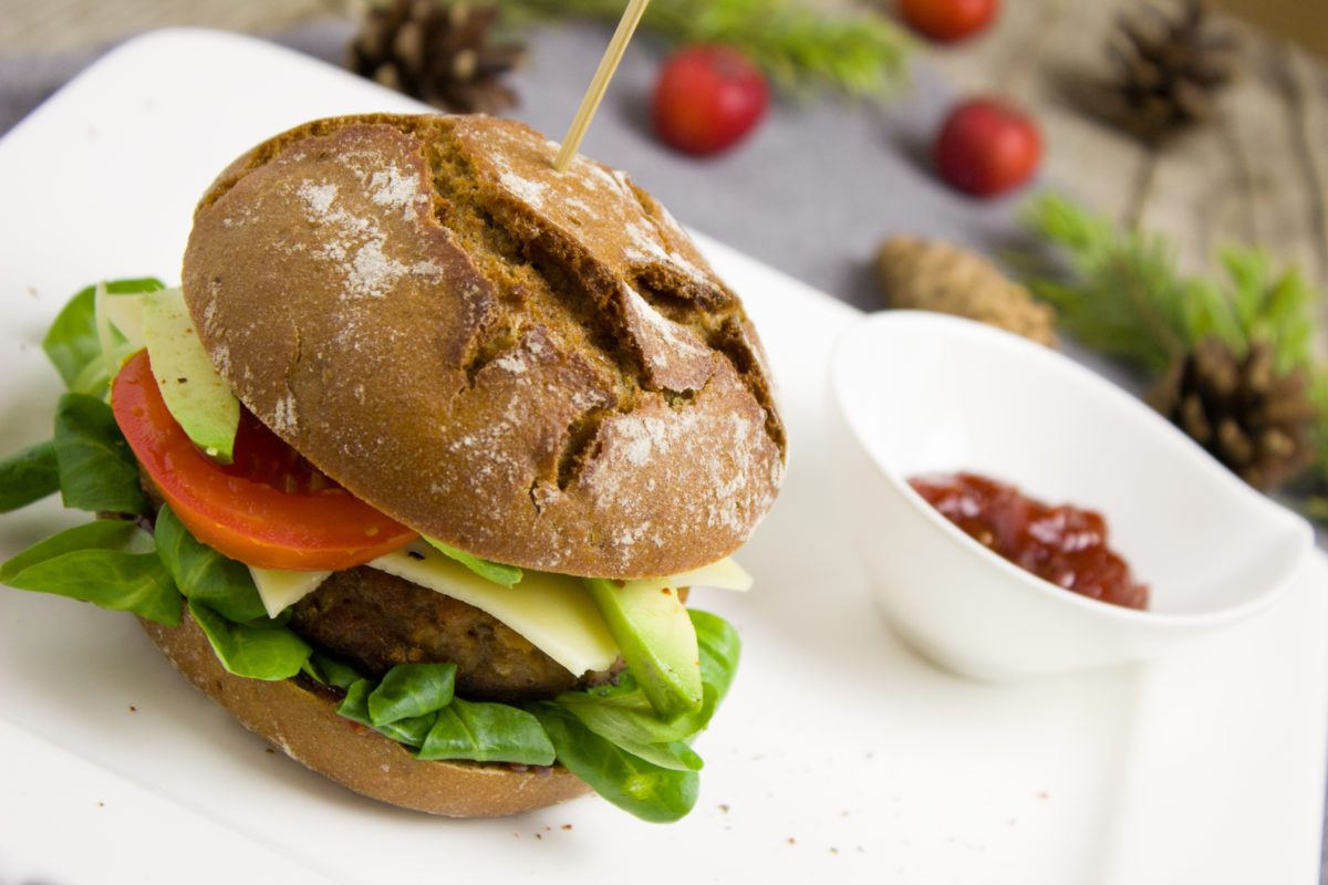 Masterful Vegan Products as Chickpea-Based  Burgers at Home Using These 8 Ingredients