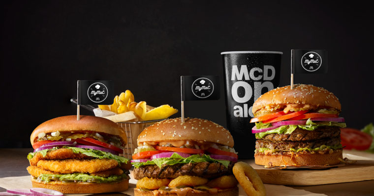 McDonald's Vegan Burger Debut Is An Incredibly Tasty Burger That Works For All Swedes and Finns