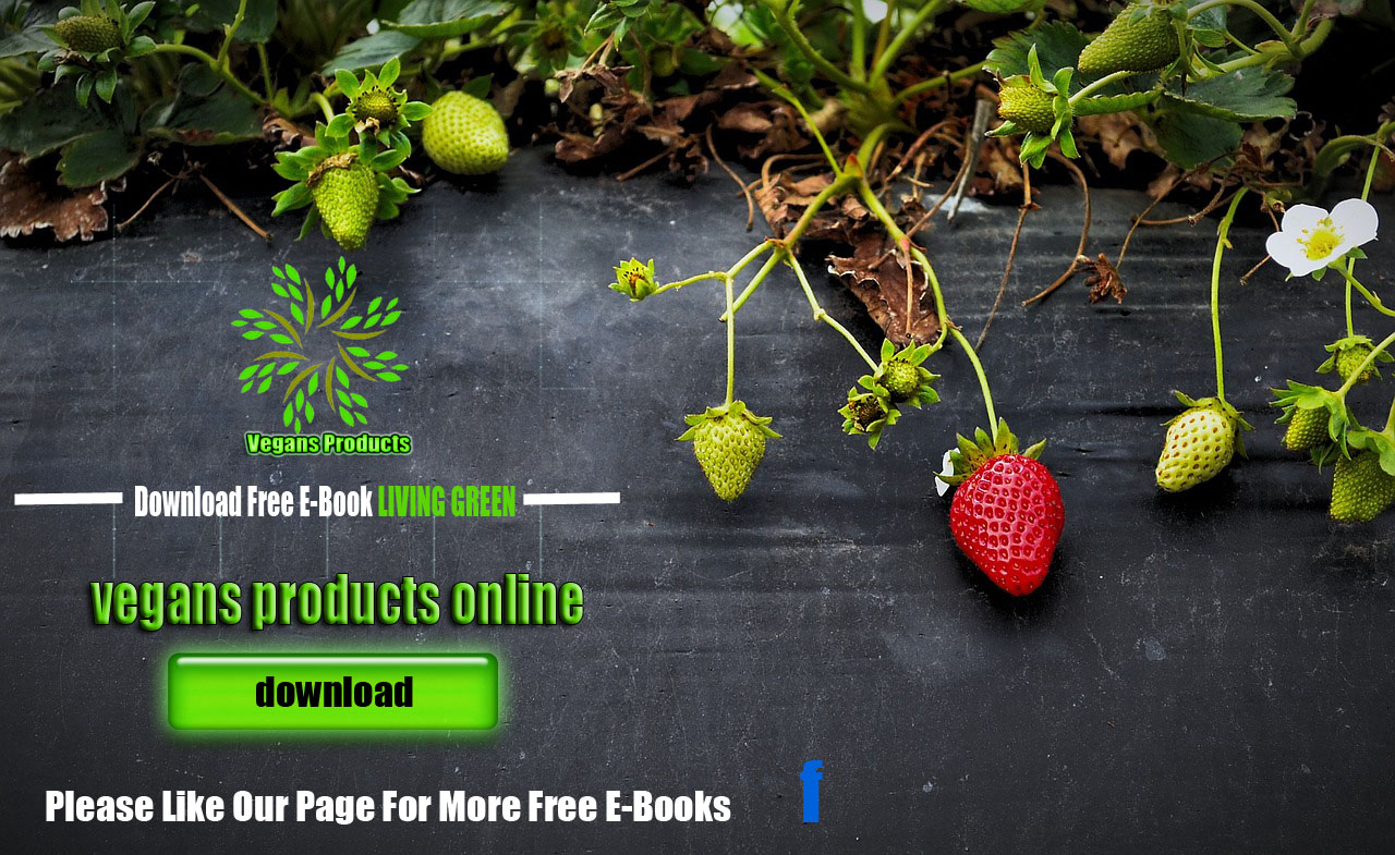 "Get Your Free E-Book ""LIVING GREEN"""