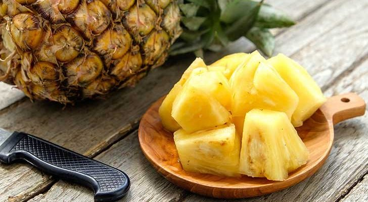4Health Benefits of Pineapple
