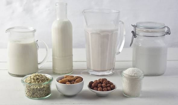 Cow milk causes allergies, so switch to dairy free products