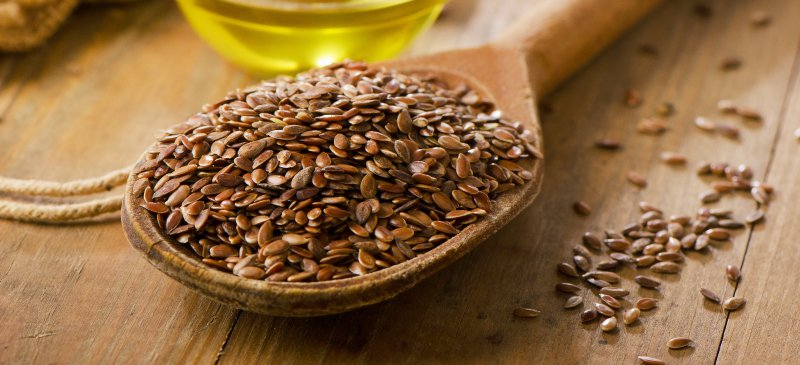 The Benefits of Flax seed!Super food!