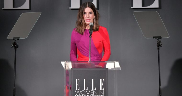 Sandra Bullock Donates $100,000 to Help Save Animals From Woolsey, Hill Fires