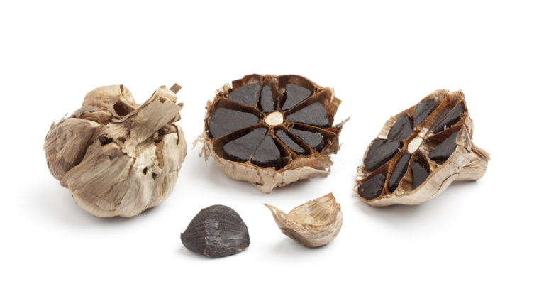 Black garlic – Super food
