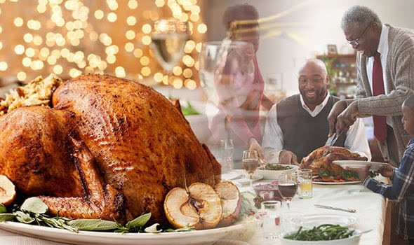 Why do Americans eat (kill) Turkey on Thanksgiving?