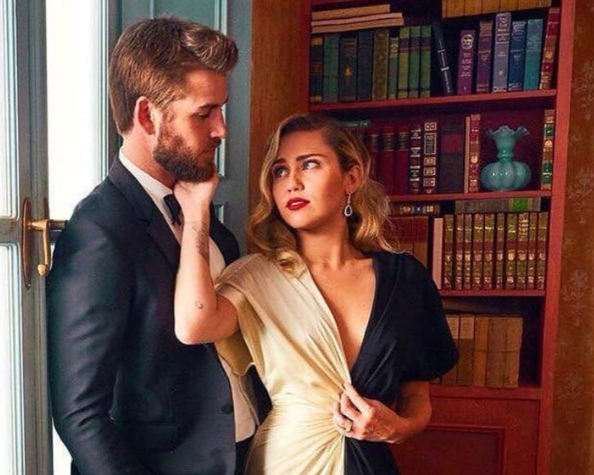 Vegan Power Couple Miley Cyrus And Liam Hemsworth 'Married In Low Key Ceremony'