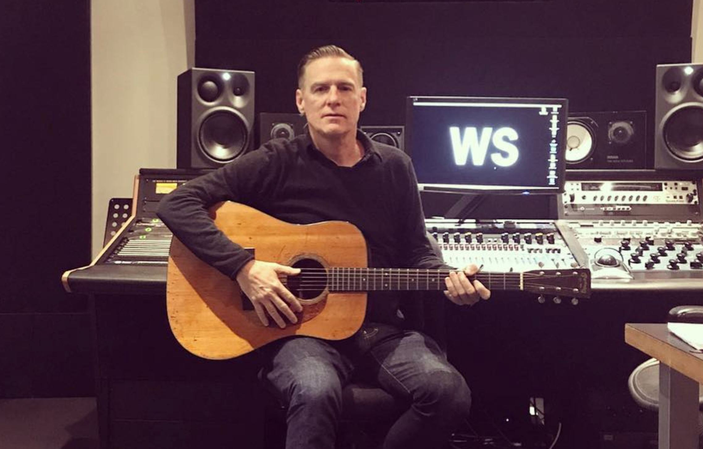 Rock Legend Bryan Adams Says 'Go Vegan!'