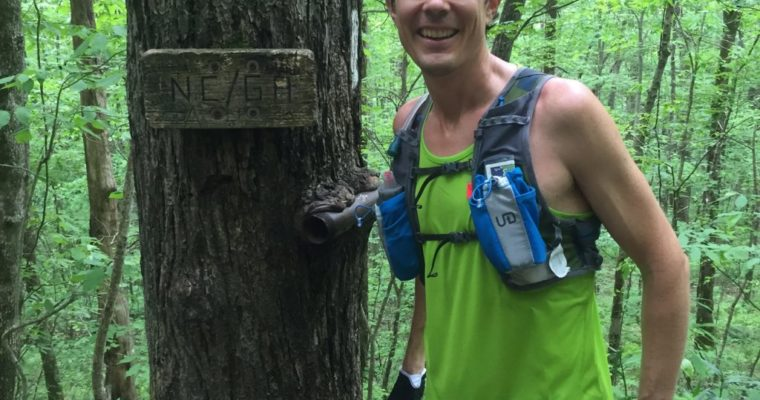 Scott Jurek, vegan ultramarathon runner