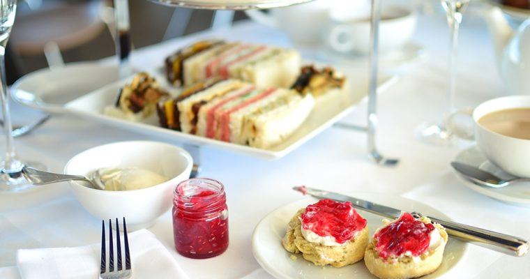 OXO Tower Launches Vegan Afternoon Tea