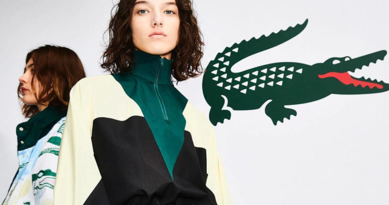 LACOSTE JOINS 340 BRANDS AND DITCHES MOHAIR