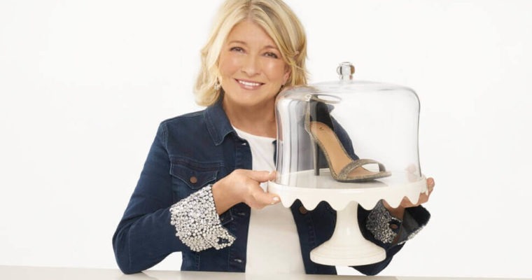 Martha Stewart Launches Vegan Leather Shoe Range at Payless
