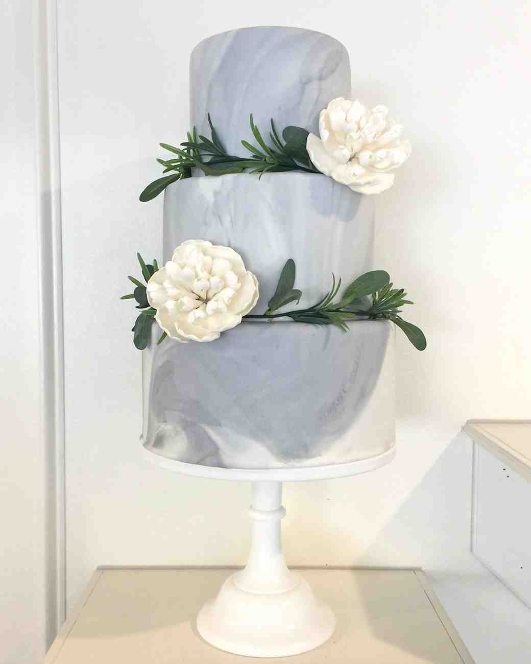 Vegan Wedding Cake by Martha Stewart Weddings