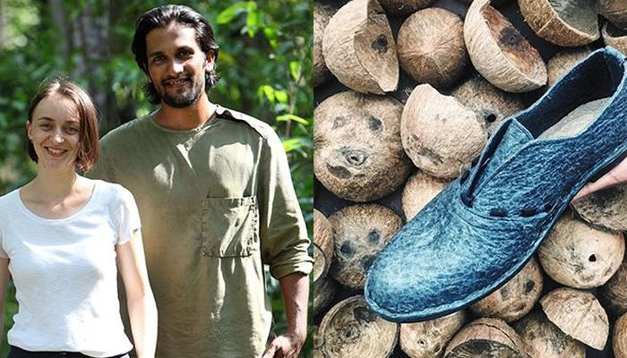 Malai' — A Sustainable Fashion Label Using Coconut Waste To Make Vegan Leather