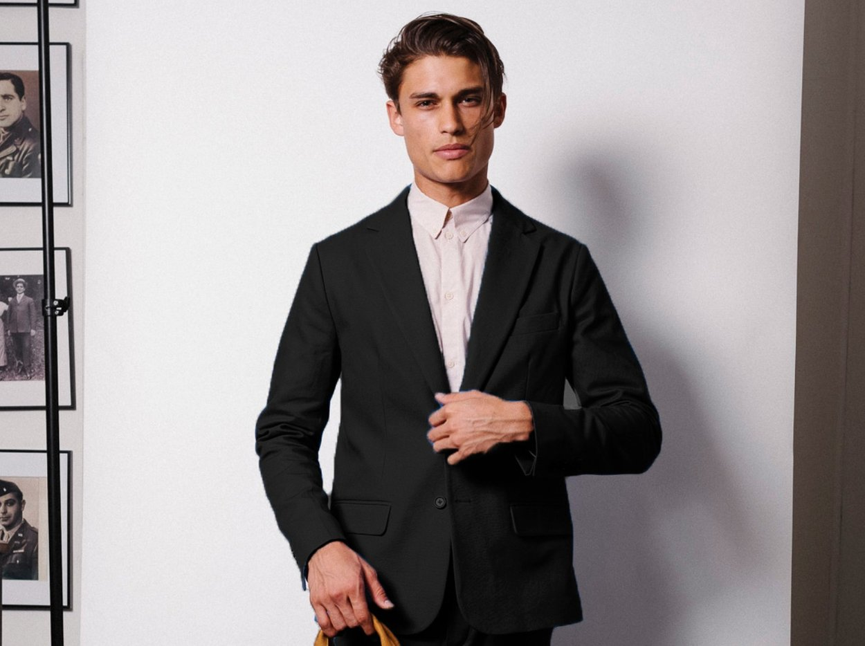 Luxury Vegan Menswear Brand Launches Suits Made From Bamboo