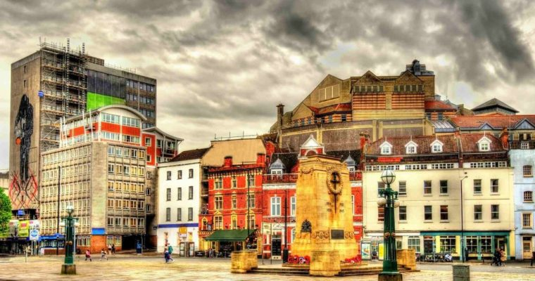 Bristol Has Been Crowned The Vegan Capital Of The World