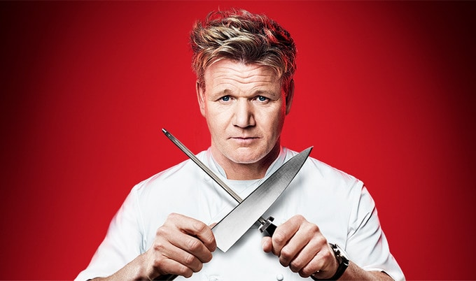GORDON RAMSAY PROMOTES VEGAN DISH TO 6.9 MILLION SOCIAL MEDIA FOLLOWERS