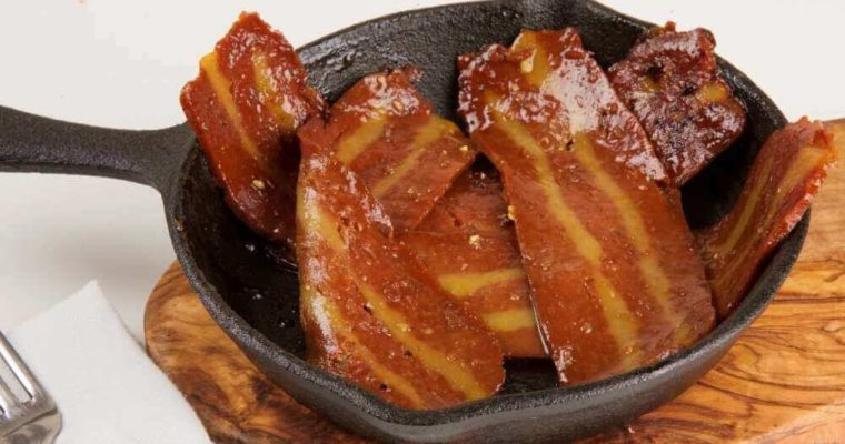 BEYOND MEAT PLANS TO MAKE VEGAN BACON AND STEAK