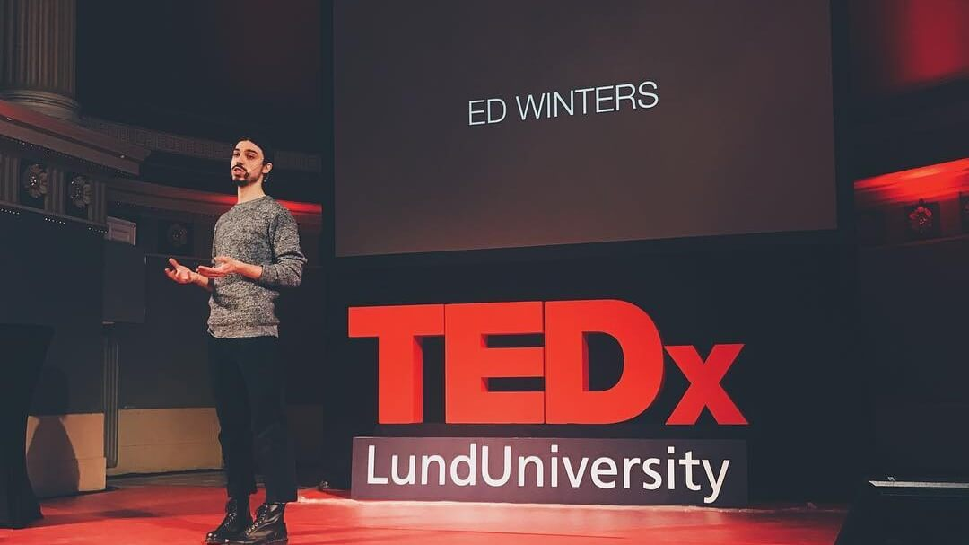 WATCH THIS NEW VEGAN TEDX TALK WITH ACTIVIST 'EARTHLING ED'