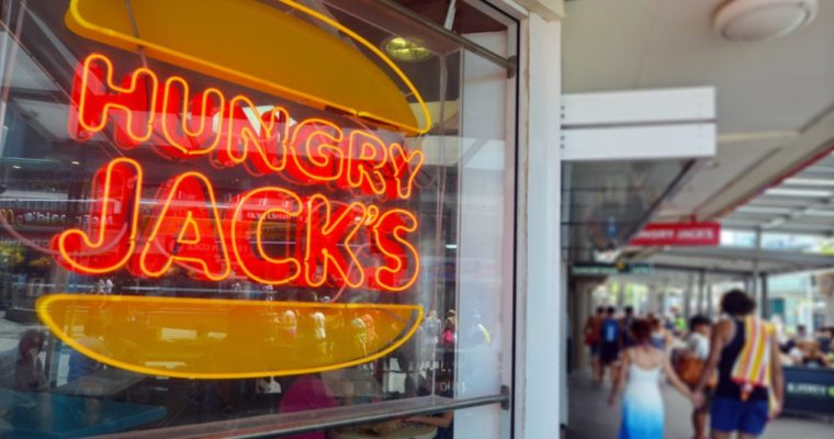 Hungry Jack's makes new additions to its vegan menu!