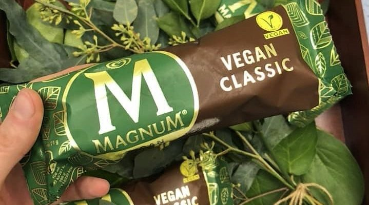 Magnum will release a vegan ice-cream in Oz this year