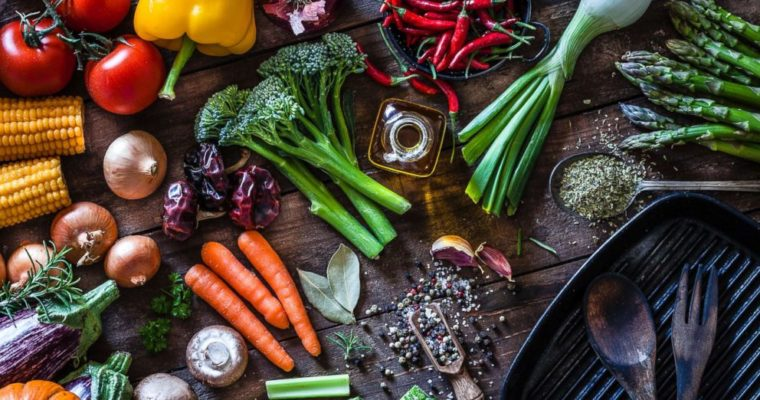 A plant-based diet benefits not only humans but the Earth, too: Report