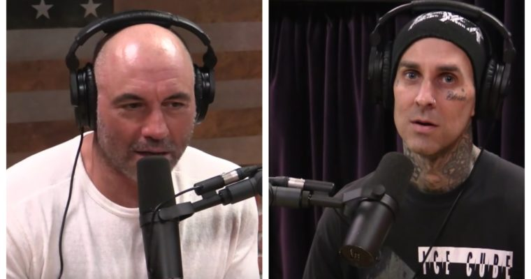 Travis Barker Talks About Being Vegan On Joe Rogan Podcast