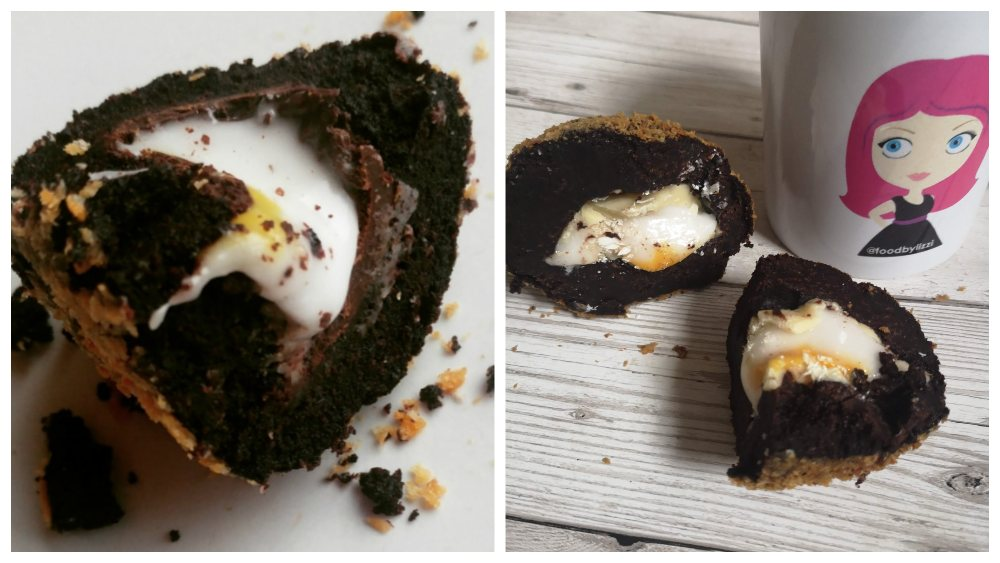 Plant-Based Business Creates Vegan Scotch Creme Egg For Easter