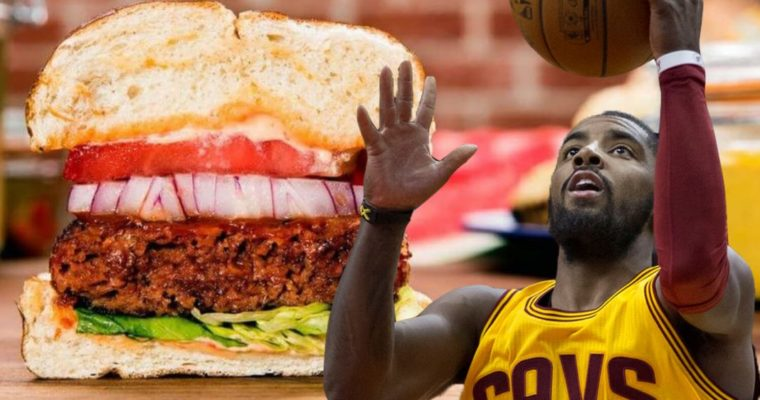 Kyrie Irving to Star in Commercial for Vegan Burgers