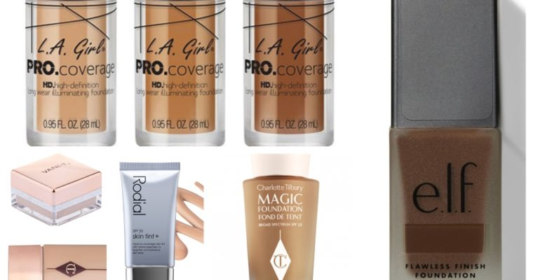 How To Choose The Perfect Vegan Cruelty-Free Foundation
