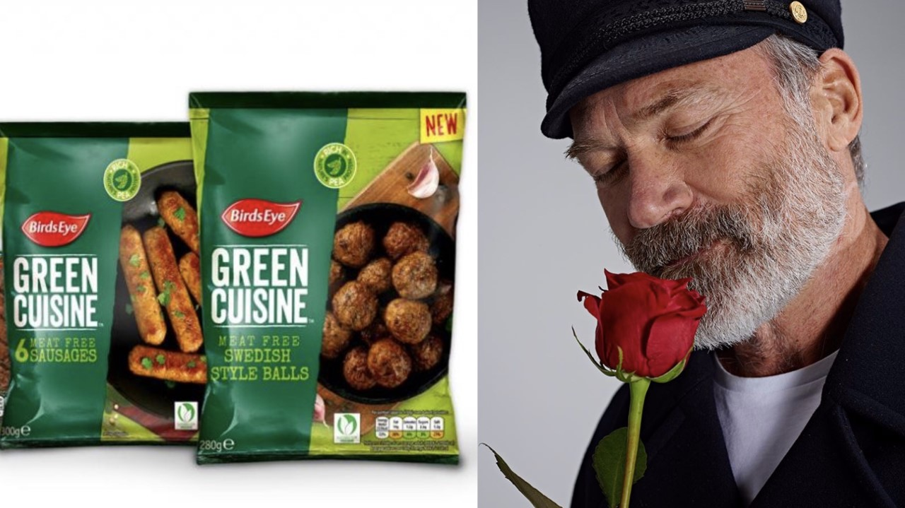 Frozen Food Giant Birds Eye Expand Its Vegan Options
