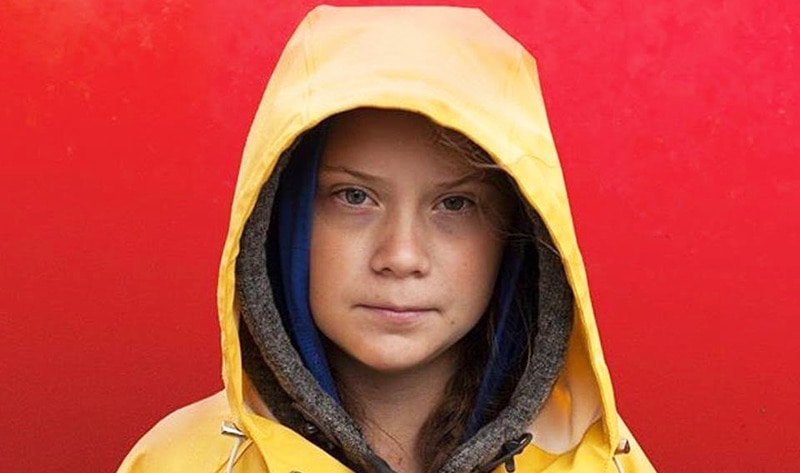 16-Year-Old Vegan Climate Activist Nominated for Nobel Peace Prize