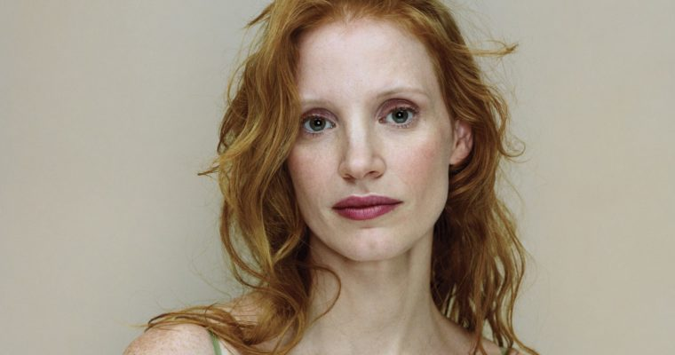 "Jessica Chastain Worries Her Italian In-Laws ""Hate"" Her Because She's a Vegan"