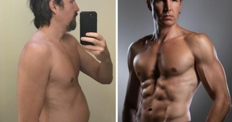 45-Year-Old 'Junk Food Vegan' Changes Lifestyle And Transforms Body And Mind