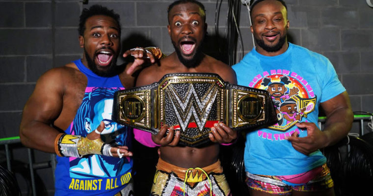 WWE Names Vegan Wrestler Kofi Kingston Its First African-Born Champion