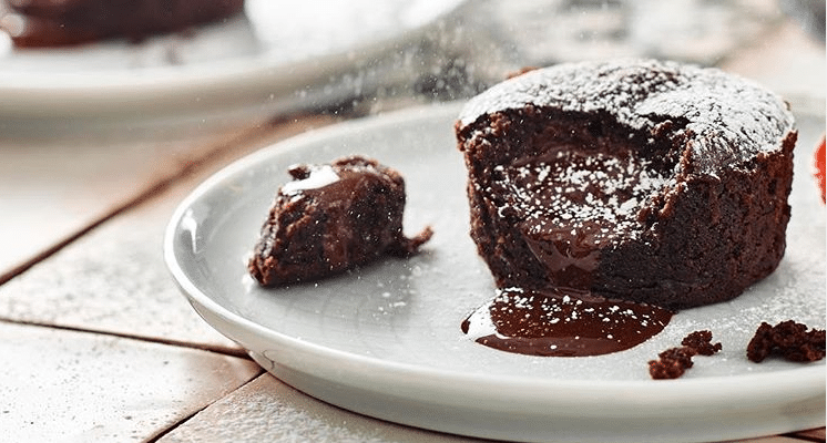 Iceland Supermarket Launches Vegan Chocolate Fondant Pudding That Melts in the Middle