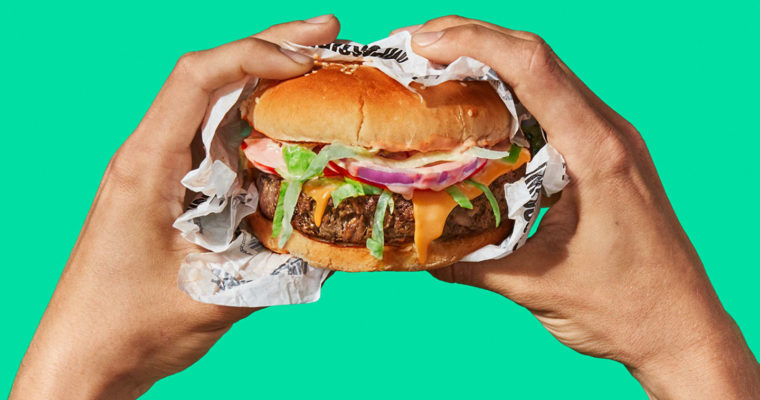 THE BEST VEGAN MEAT COMPANY/ IMPOSSIBLE FOODS
