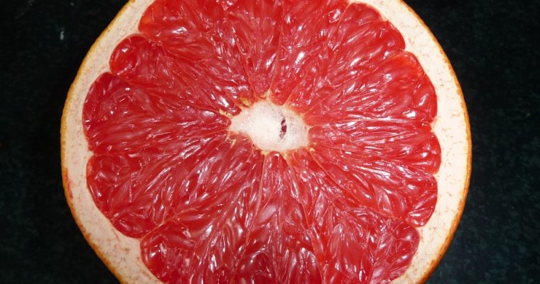 Grapefruit / SUPER FOOD